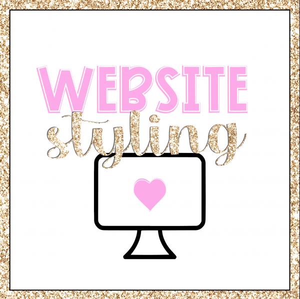 Website Styling