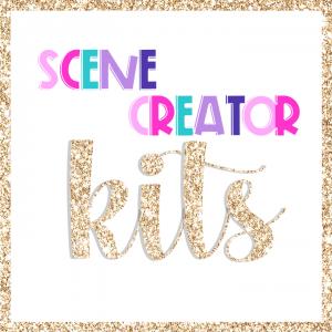Scene Creator Kits/Mockup Images